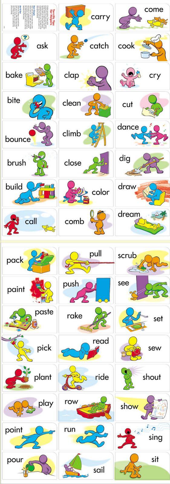 vocab-verbs