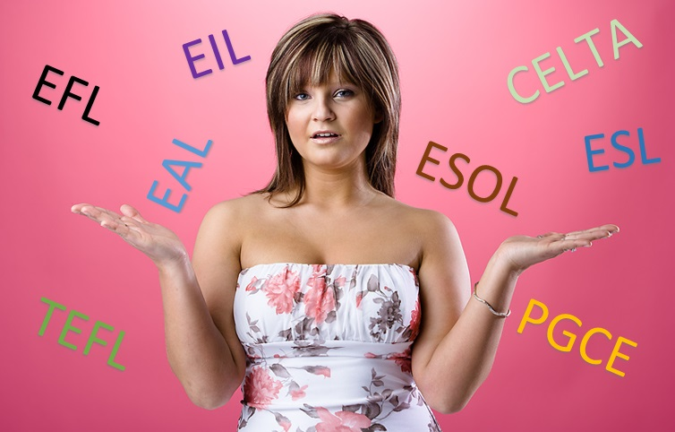 What is the difference between EFL and ESL?
